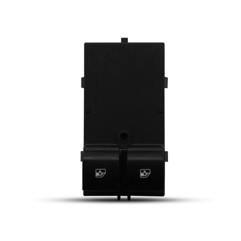 Interruptor Vidro Eletrico Prisma Onix 2013 a 2020 Led Azul Duplo Motorista