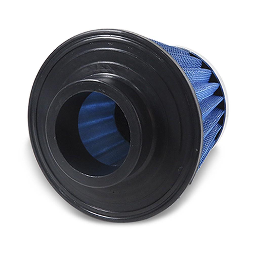 Kit Air Cool Filtro Esportivo Astra 98 99 00 01 a 08 Duplo Fluxo Azul 1.8 2.0