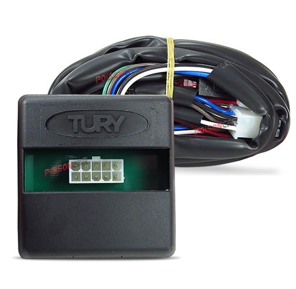 Kit Modulo Estabilizador Tensao Engate Carretinha Reboque Canceller