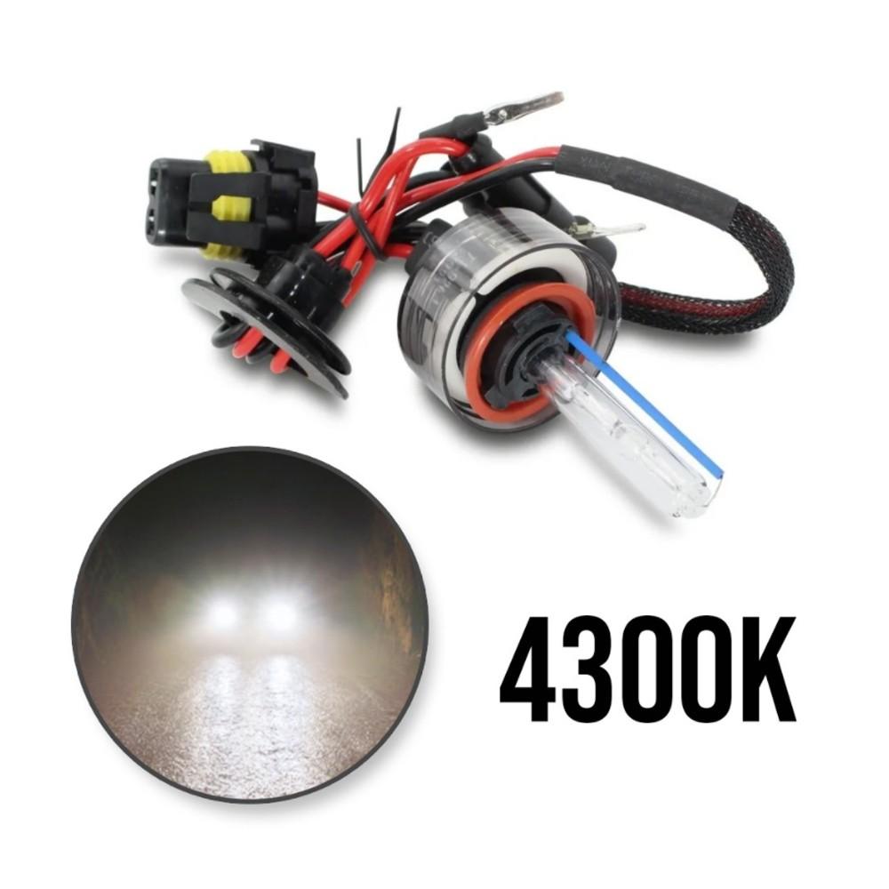 Kit Xenon Automotivo 4300K
