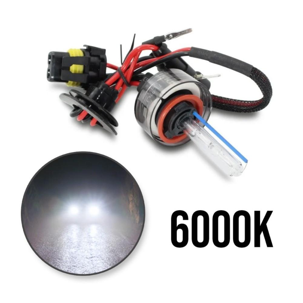 Kit Xenon Automotivo 6000K
