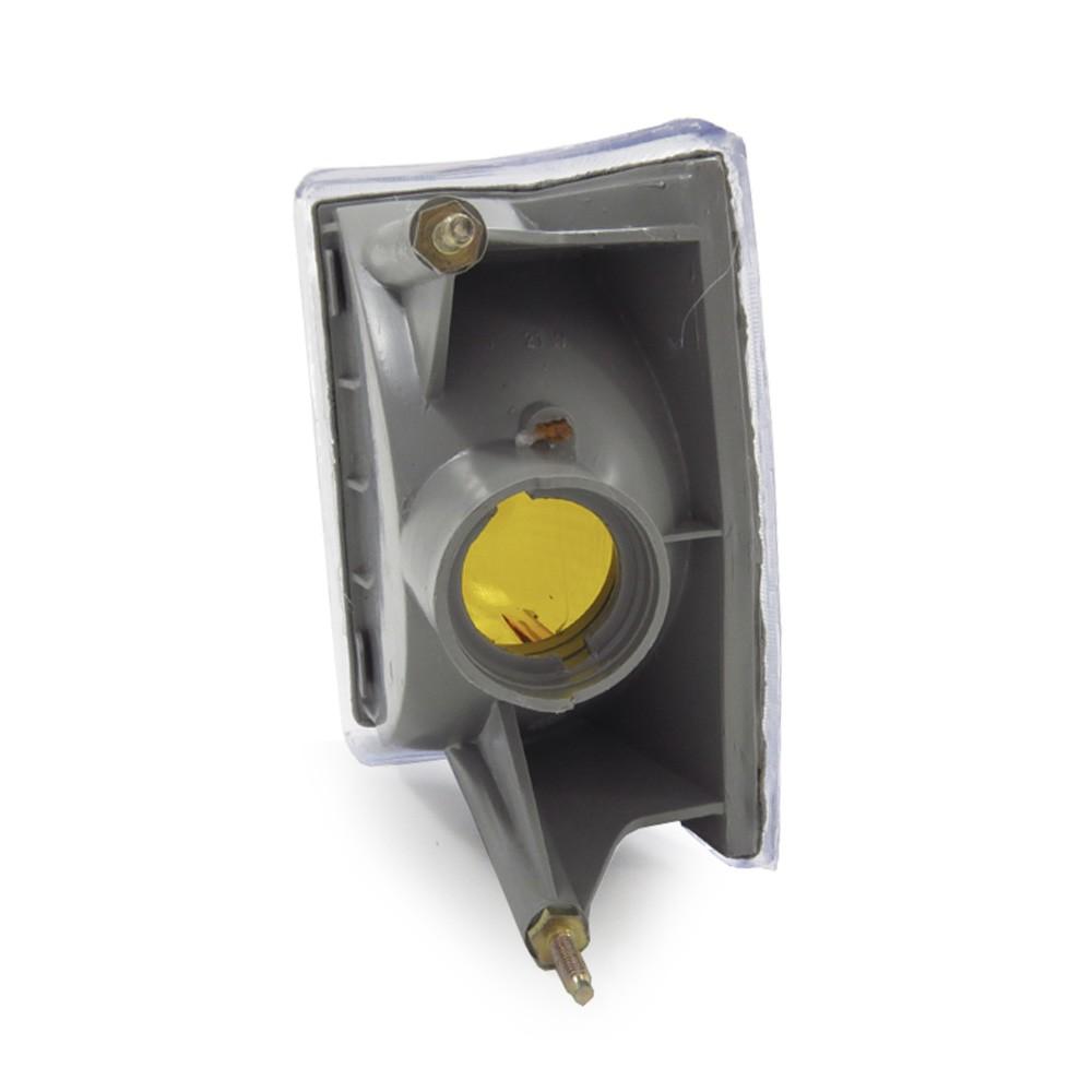 Lanterna Dianteira D-20 A-20 C-20 1993 a 1998 Pisca Cristal
