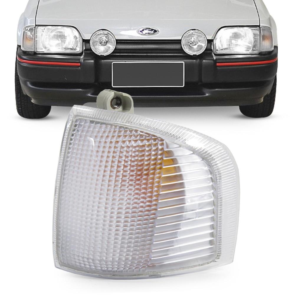 Lanterna Dianteira Escort 1987 a 1992 Pisca Cristal