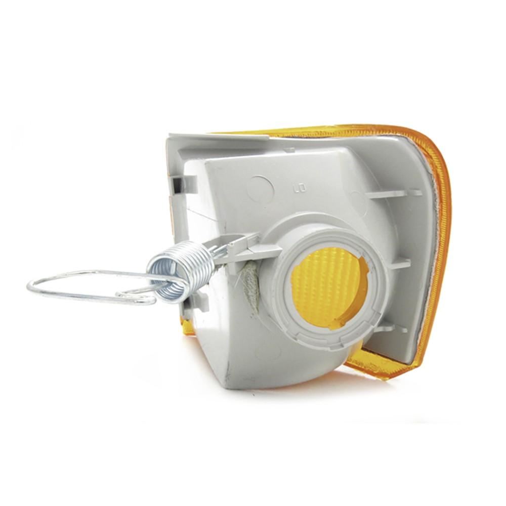Lanterna Dianteira Escort 1993 a 1996 Verona Pisca Ambar