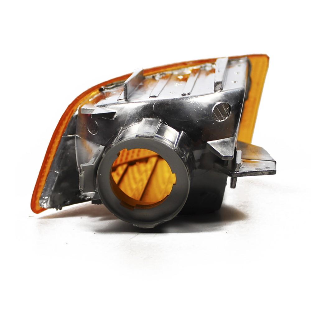 Lanterna Dianteira Escort XR3 1993 a 1995 Verona Ghia 1994 a 1995 Parachoque Ambar