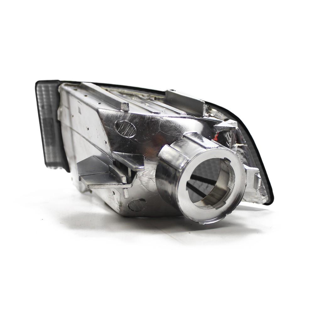 Lanterna Dianteira Escort XR3 1993 a 1995 Verona Ghia 1994 a 1995 Parachoque Fume