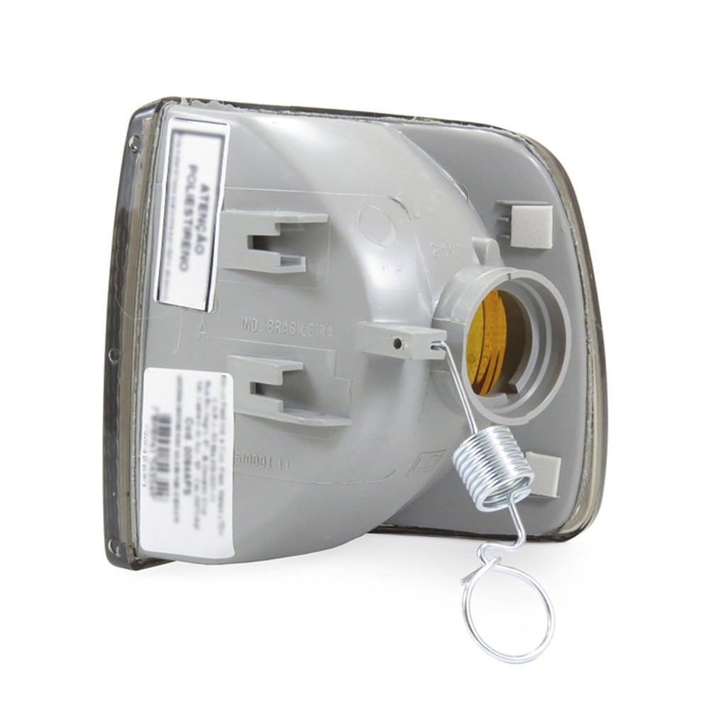 Lanterna Dianteira Gol Parati Saveiro Voyage 1991 a 1994 Pisca Fume Encaixe Arteb