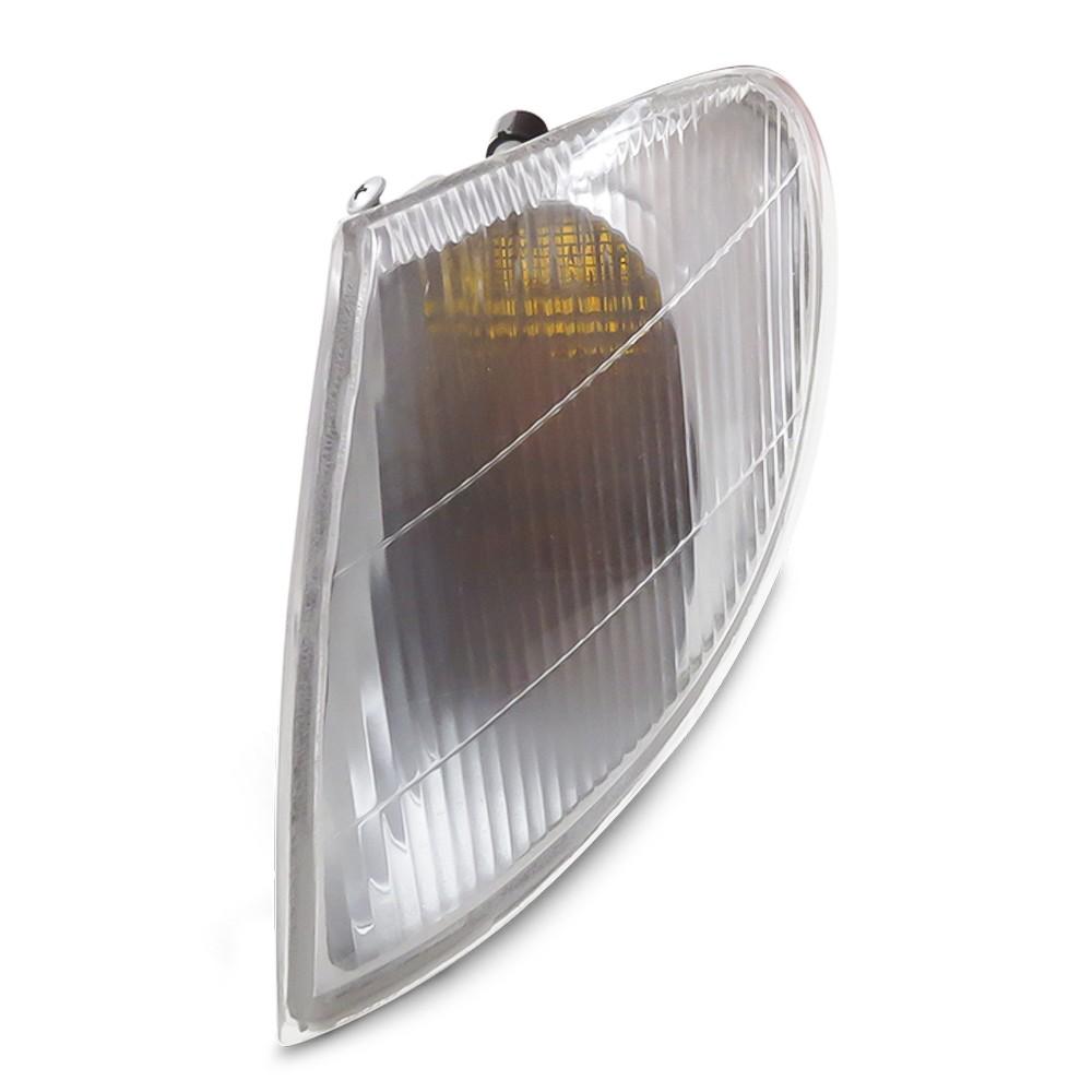 Lanterna Dianteira Megane 1996 a 1999 Scenic 1998 a 2000 Pisca Cristal