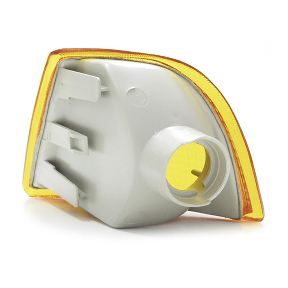 Lanterna Dianteira Monza 1991 a 1996 Encaixe Cibie Pisca Ambar