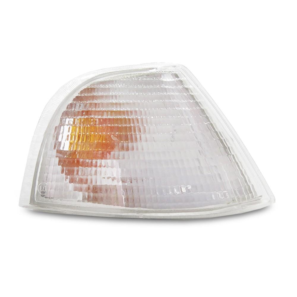 Lanterna Dianteira Monza 1991 a 1996 Encaixe Cibie Pisca Cristal