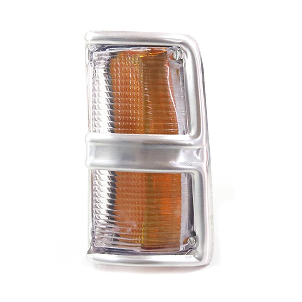 Lanterna Dianteira Opala 1975 a 1979 Caravan Pisca Cristal