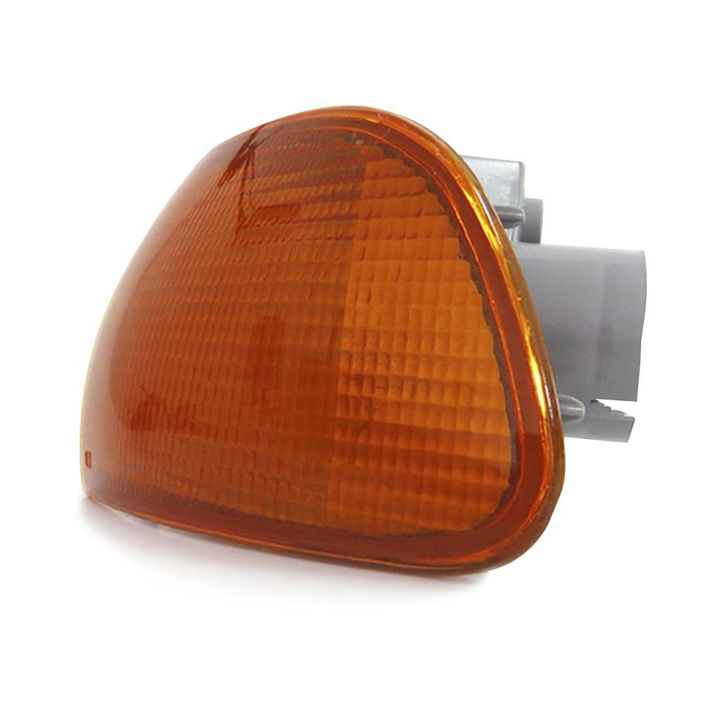 Lanterna Dianteira Palio Siena Strada 1995 a 1999 Pisca Ambar
