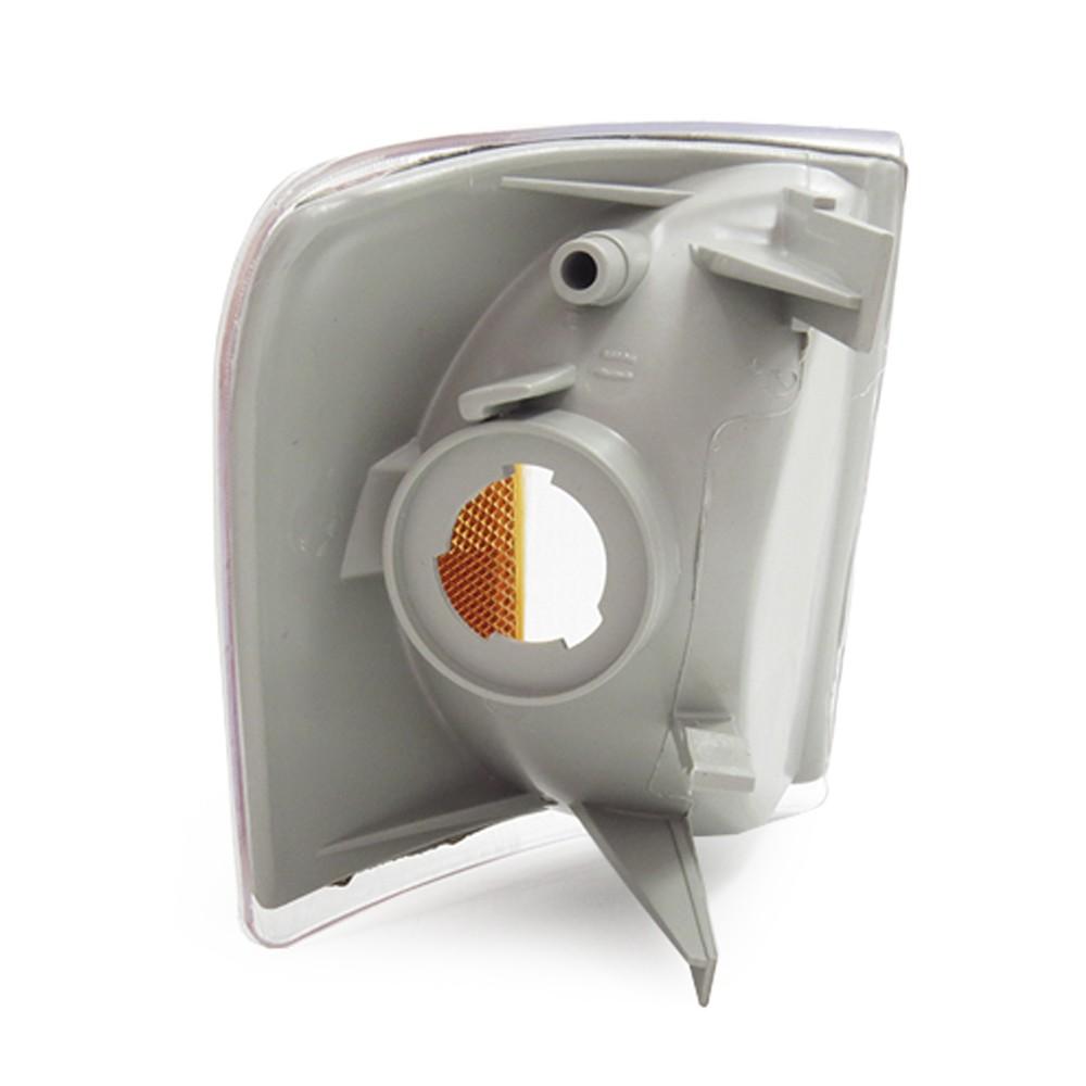 Lanterna Dianteira  S-10 1995 a 2000 Blazer Pisca Bicolor