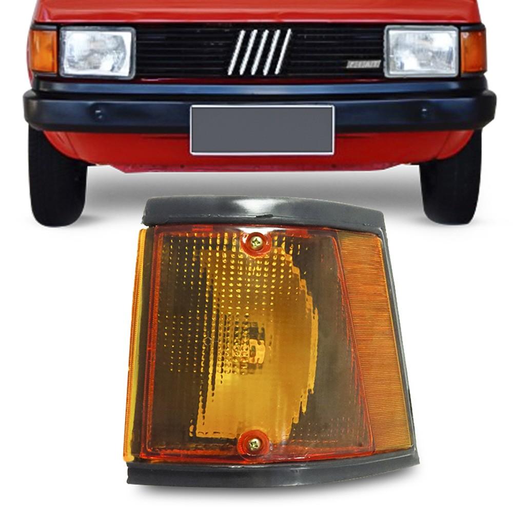 Lanterna Dianteira Spazio Panorama Fiorino Oggio 1983 a 1986 Pisca Ambar