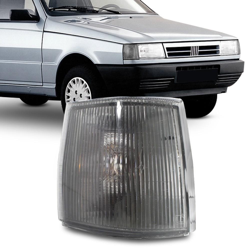 Lanterna Dianteira Uno Fiorino Premio Elba 1991 a 2003 Pisca Fume