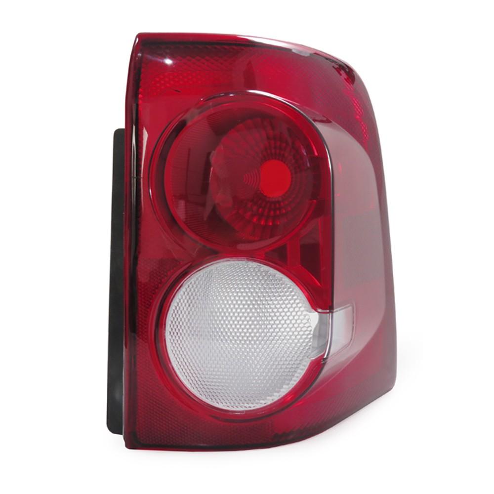 Lanterna Traseira Ecosport  2003 a 2012 Bicolor