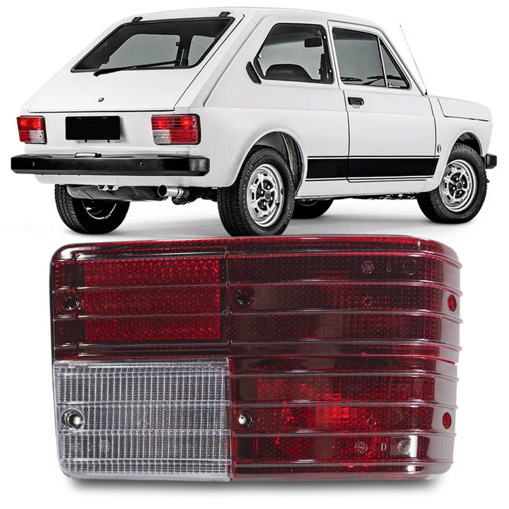Lanterna Traseira Fiat 147 1976 a 1983 Bicolor
