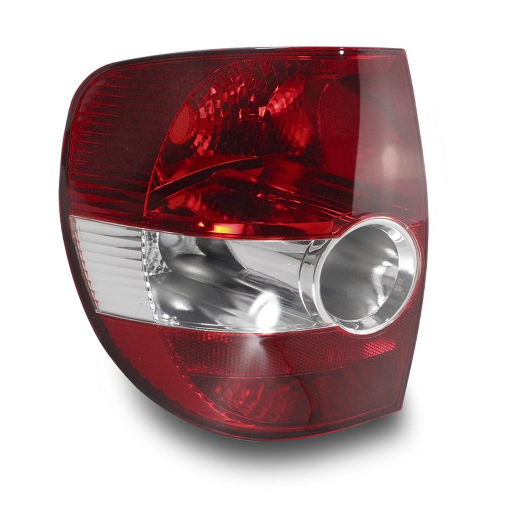 Lanterna Traseira Fox 2003 a 2009 Bicolor