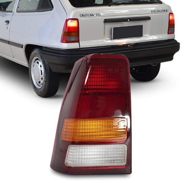Lanterna Traseira Kadett 1986 a 1998 Tricolor