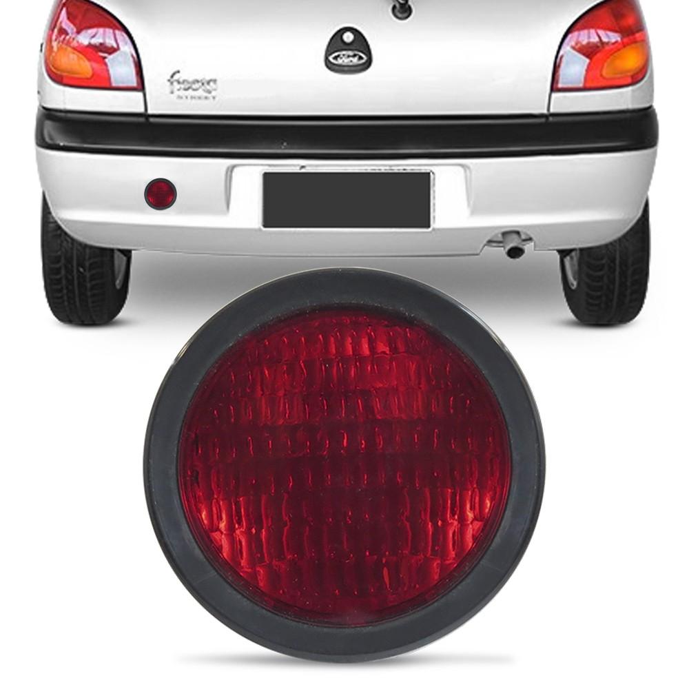 Lanterna Traseira Neblina Fiesta 1996 a 2002