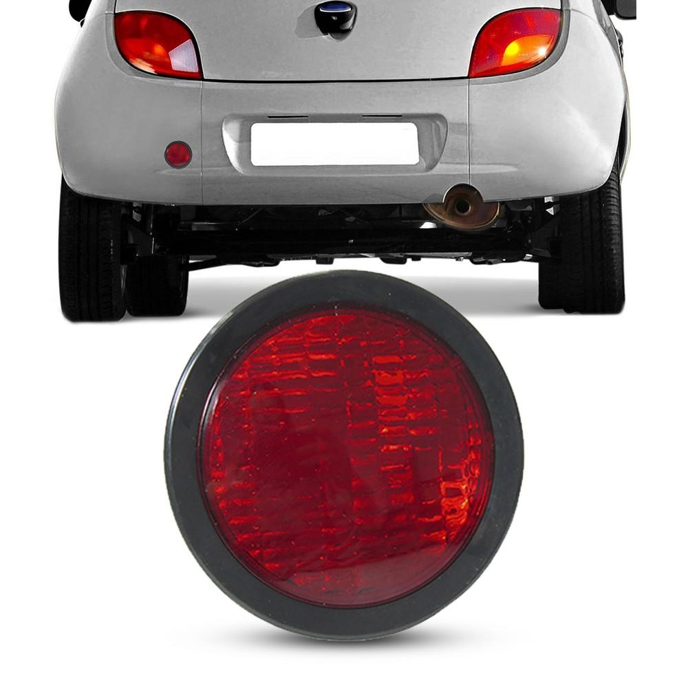 Lanterna Traseira Neblina Ford Ka 1997 a 2001 Com Soquete