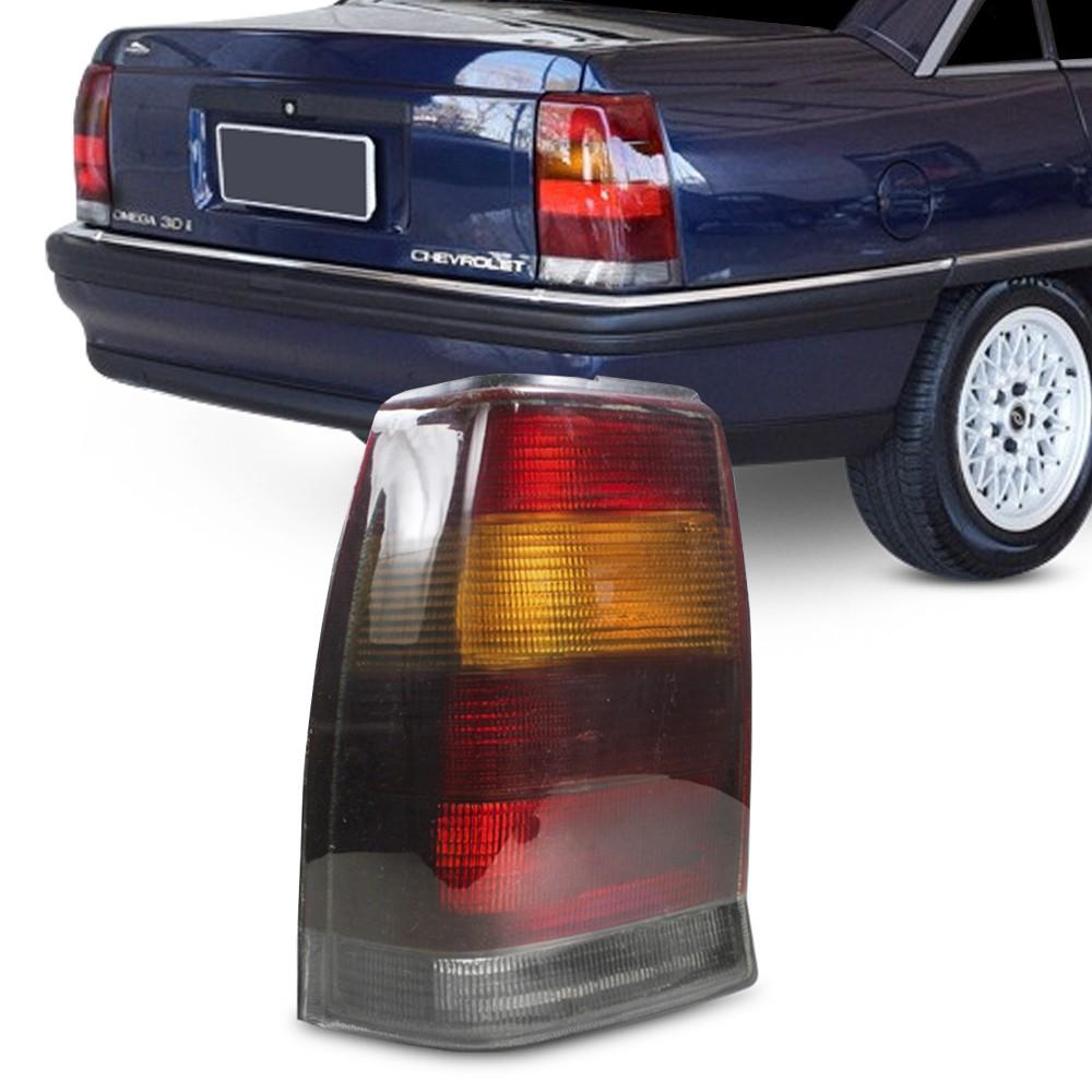 Lanterna Traseira Omega 1993 a 1998 Tricolor