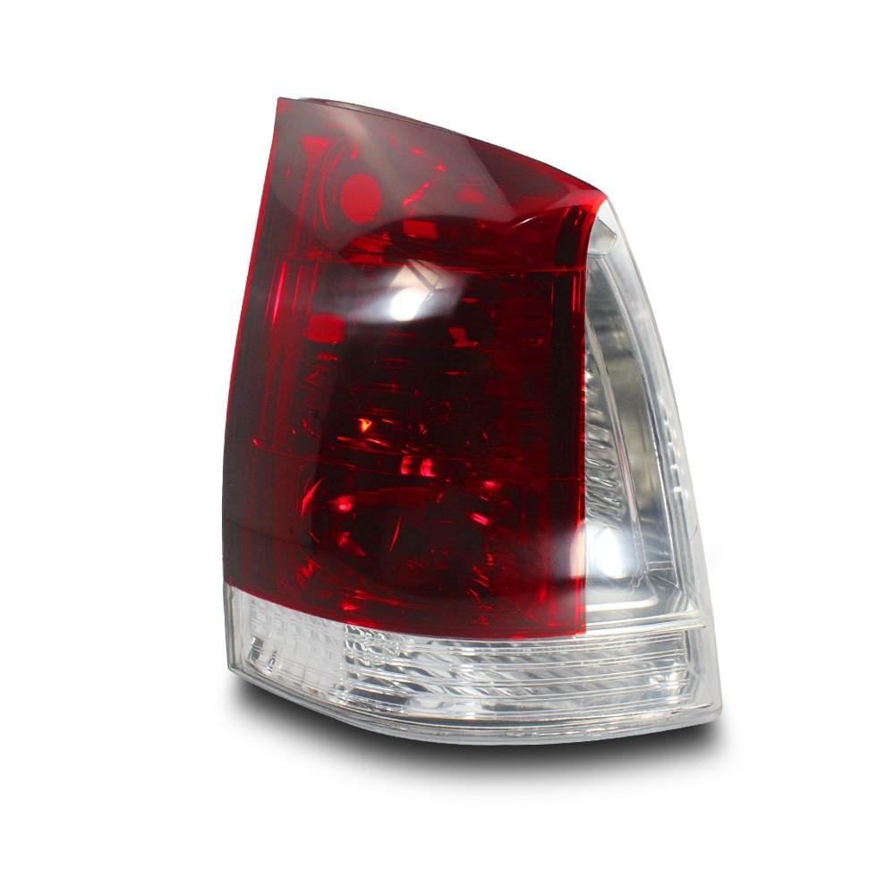 Lanterna Traseira Palio Fire 2007 a 2010 Bicolor