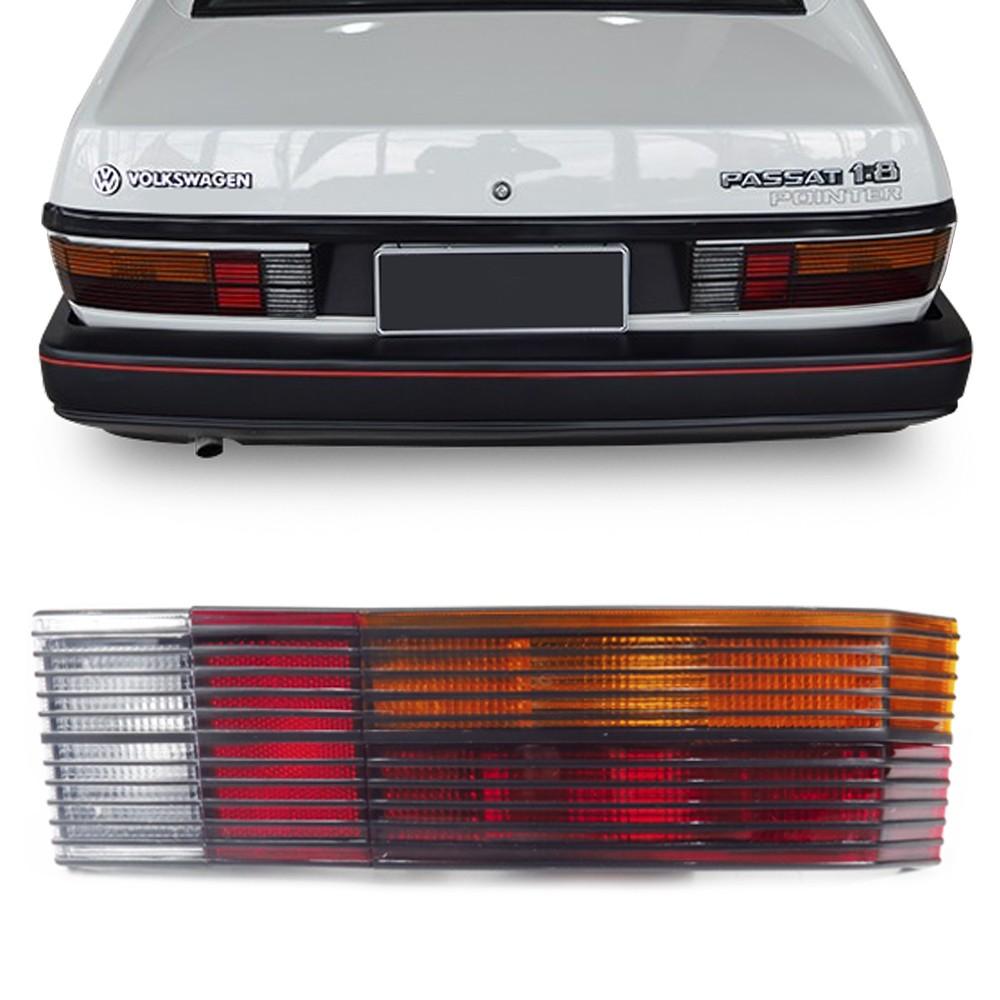 Lanterna Traseira Passat Pointer 1983 a 1988 Tricolor