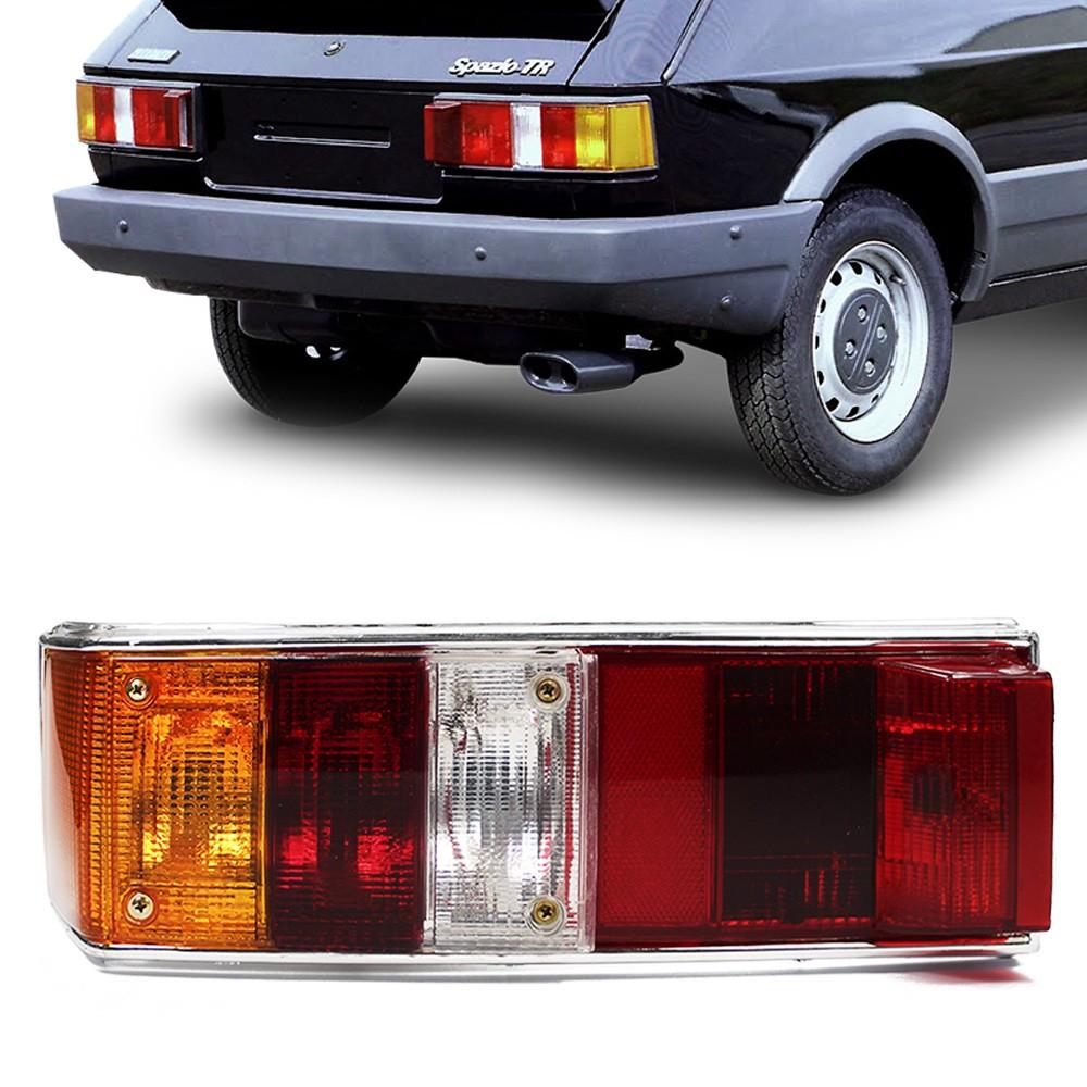 Lanterna Traseira Spazio Oggi 1983 a 1986 Tricolor