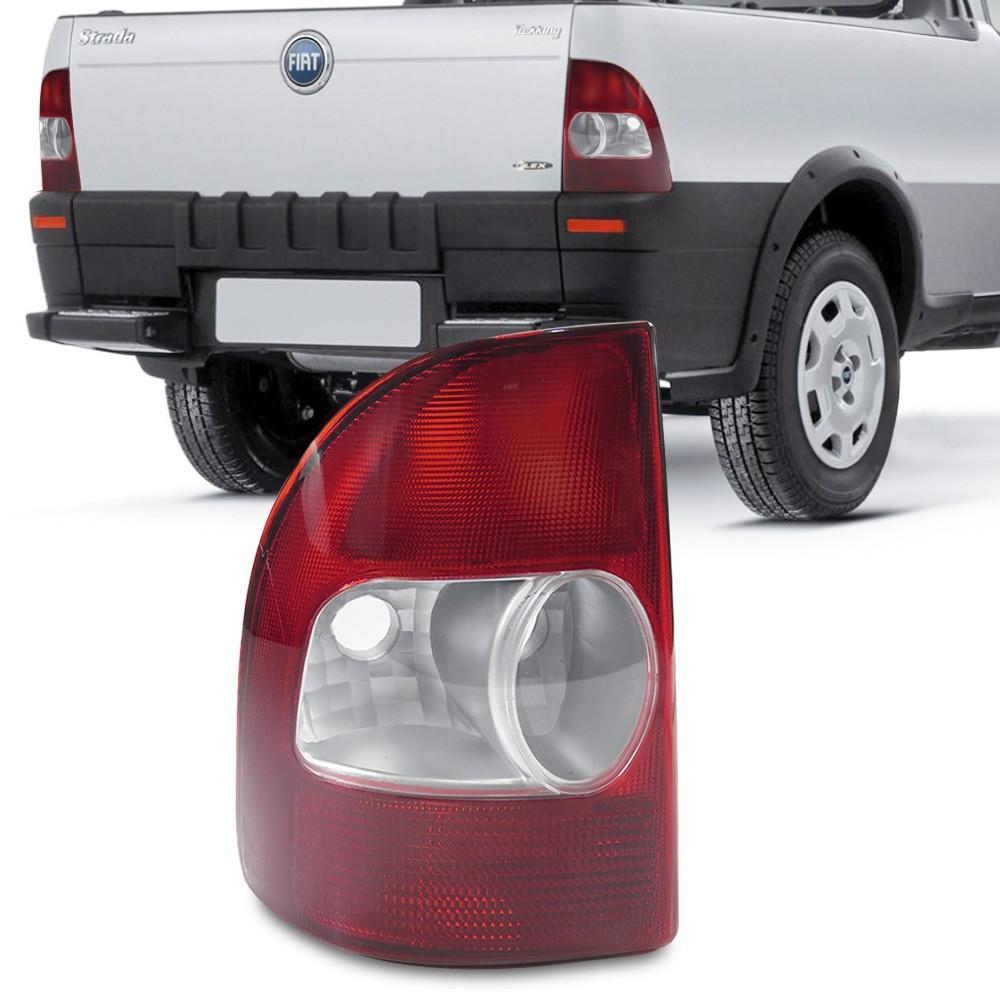 Lanterna Traseira Strada 2001 a 2006 Rubi