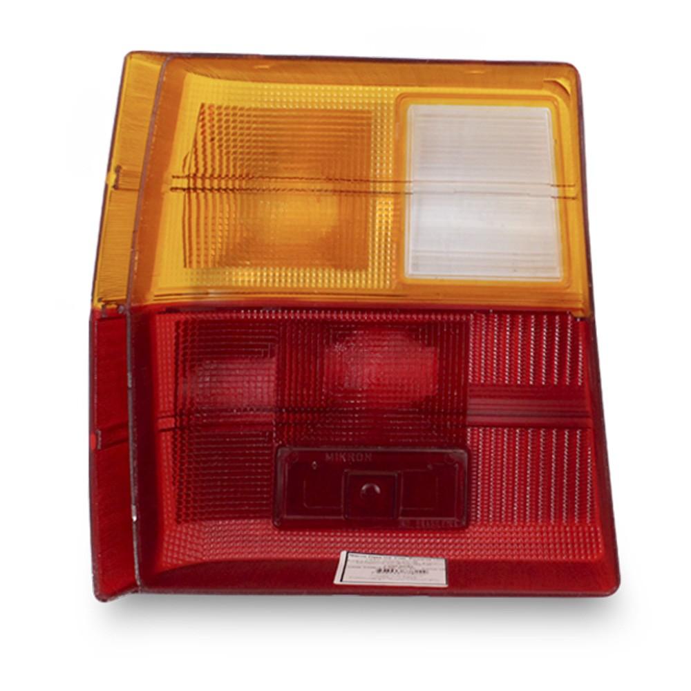 Lente da Lanterna Traseira Uno 1985 a 2003 Tricolor