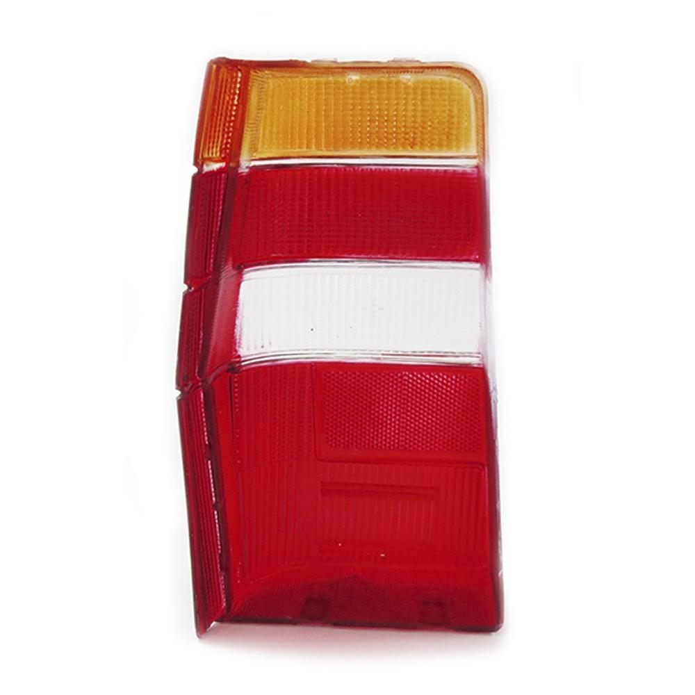 Lente Traseira Fiorino 1986 a 2003 Elba Modelo Carto Tricolor
