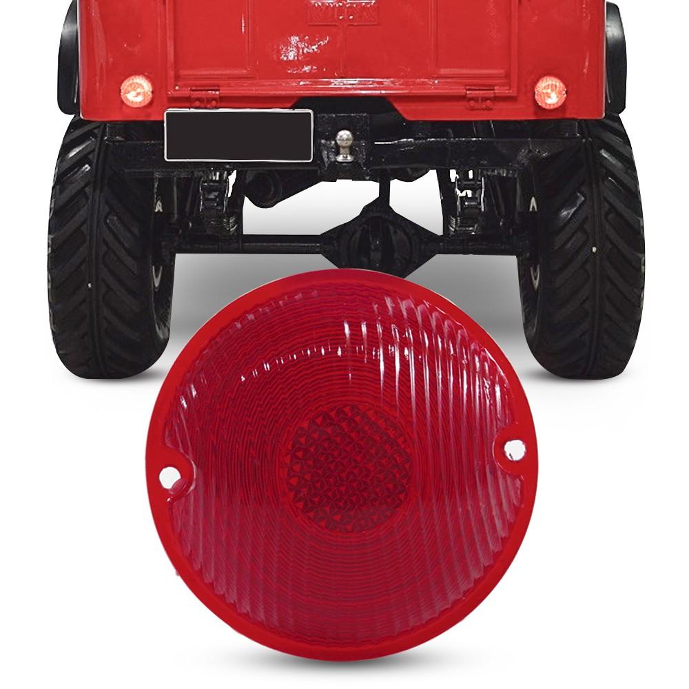 Lente Traseira Jeep Willys 1958 a 1979 Rubi