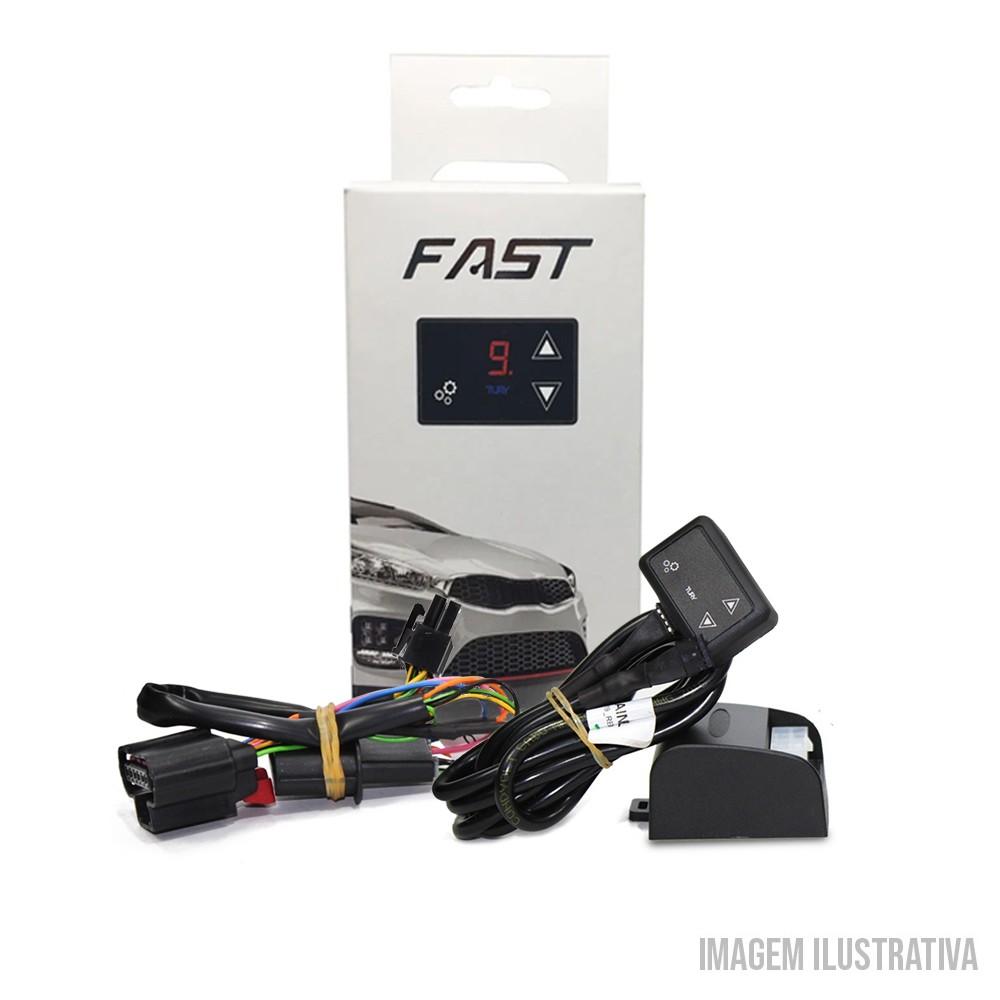Modulo Aceleração Linha Audi Volkswagen Chip FAST1.0I