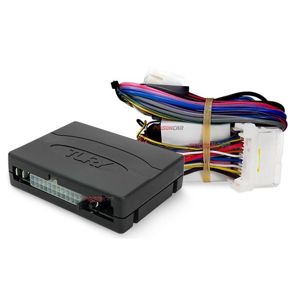 Modulo Vidro Eletrico Hilux 2008 a 2015 SW4 Completo
