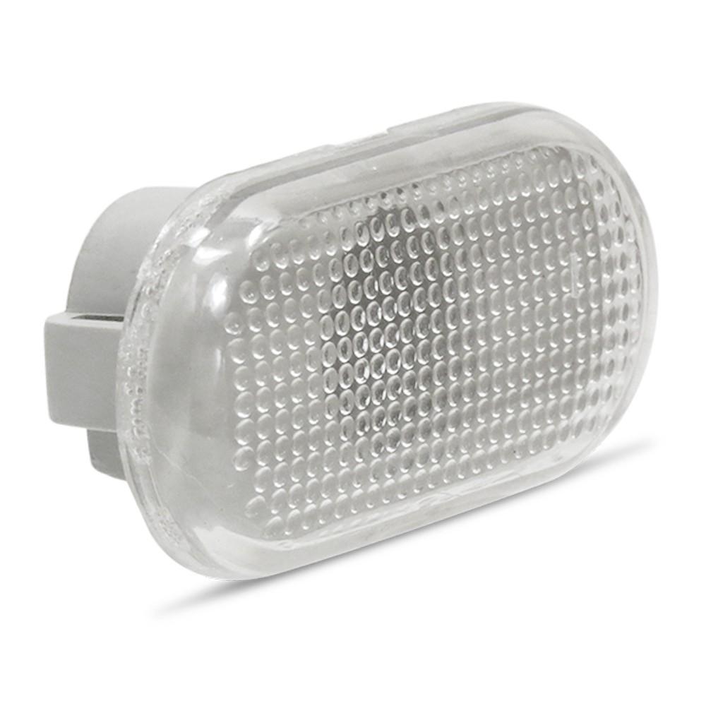 Par Lanterna Lateral Scenic Pisca Cristal