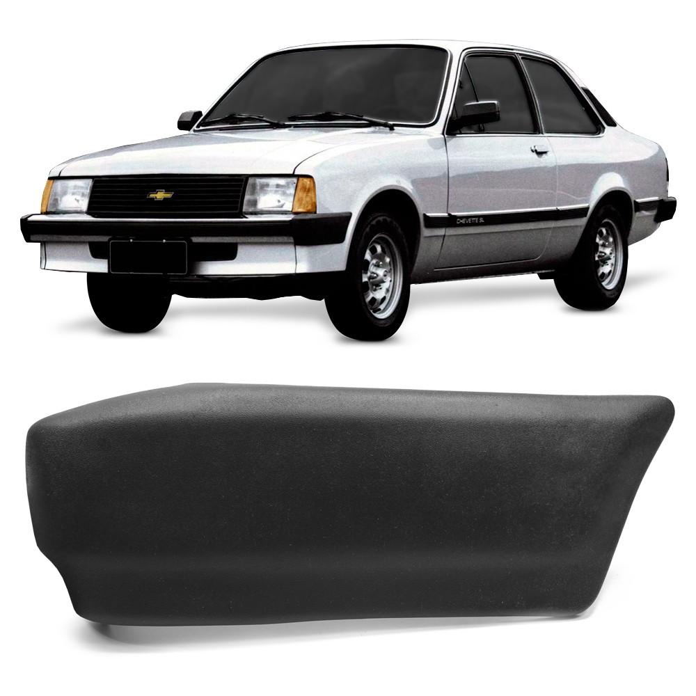 Ponteira Parachoque Chevette Marajo Chevy 1983 a 1986 Dianteira