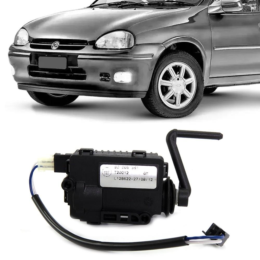 Trava Portinhola Combustivel Corsa Hatch Wagon Sedan 1994 a 1999 Eletrica