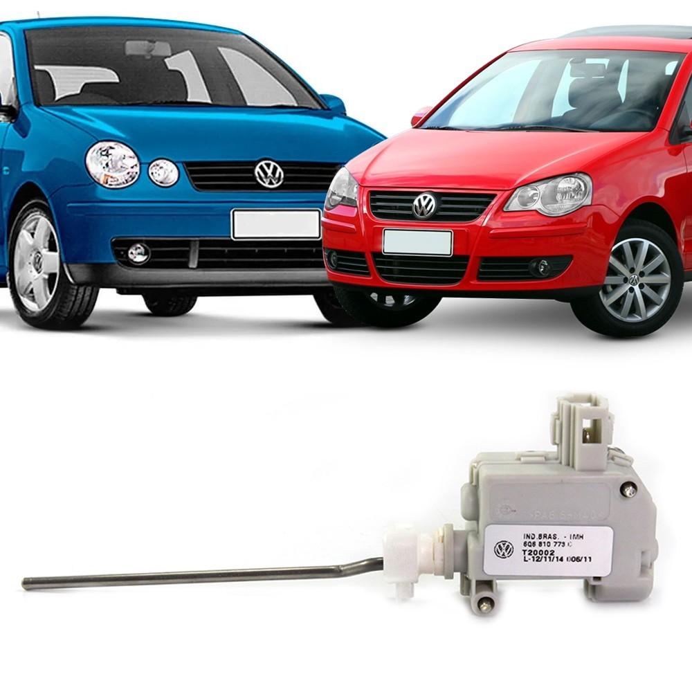 Trava Portinhola Combustivel Polo Hatch 2003 a 2011 Eletrica