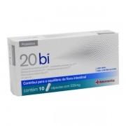 20 BI 10 CAPSULAS (GANHE + 5 CP)