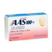AAS 100MG 30 COMPRIMIDOS