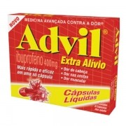 ADVIL 8 CAPSULAS LIQUIDA
