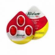 Alivium 400mg c/3 capsulas liquidas