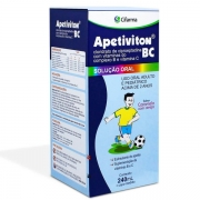 APETIVITON SOL ORAL FRASCO 240ML + CP
