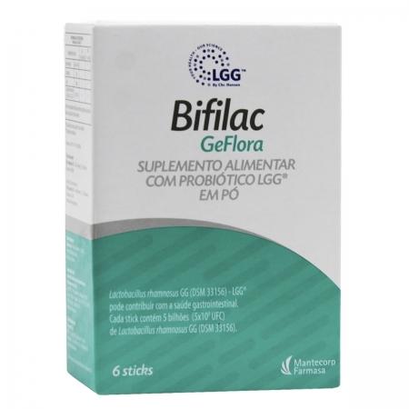 Bifilac geflora 6 sachês