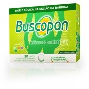 BUSCOPAN SIMPLES 20CP