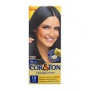 COR&TON 1.0 PRETO AZULADO