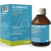 FLUIMUCIL XAROPE 40MG/ML 120ML