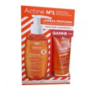 KIT ACTINE PELE ACNEICA 140ML + 60ML