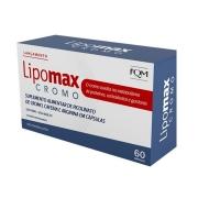 Lipomax Cromo c/60cp